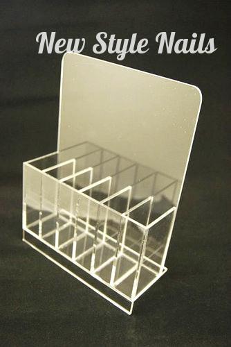 Пластиковый органайзер для пилок