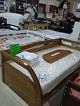 """Кровать подростковая """"Бонита"""" цвет лак"""