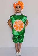 Карнавальний костюм Апельсин №1, фото 1