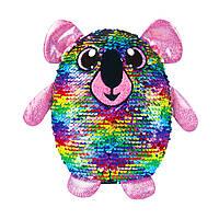 Мягкая игрушка с пайетками Shimmeez S2 - Симпатичная Коала 20 см (SH01053K)