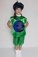 Карнавальный костюм Слива №1