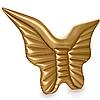 Надувний матрац Modarina Золоті Крила 250 см Золотий PF3077