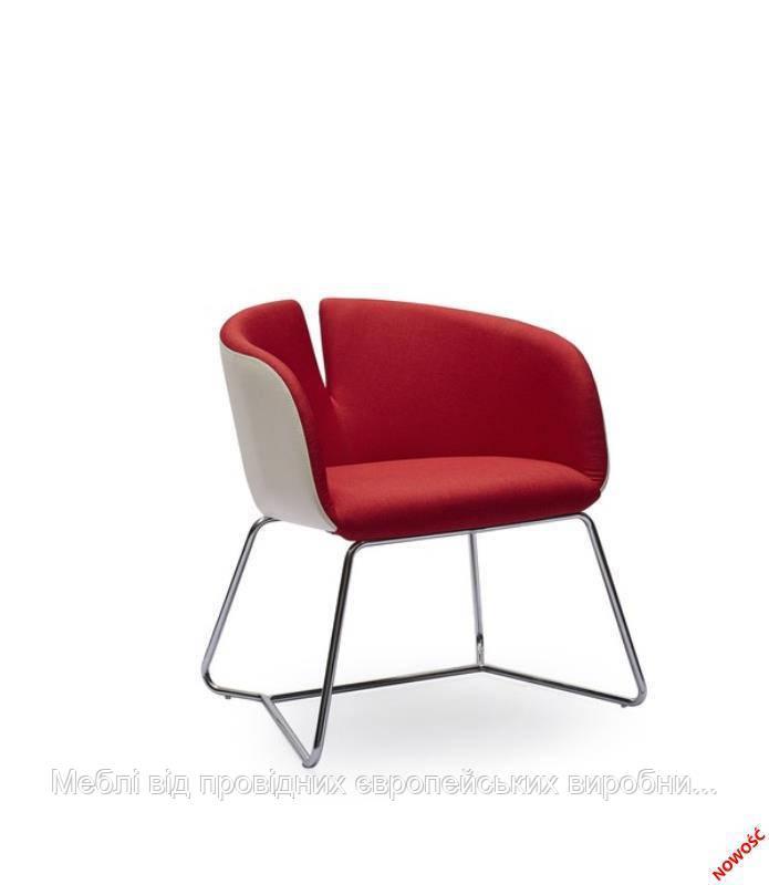 Кресло PIVOT (красный) (Halmar)