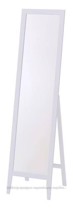 Зеркало LS-1 (белый) (Halmar)