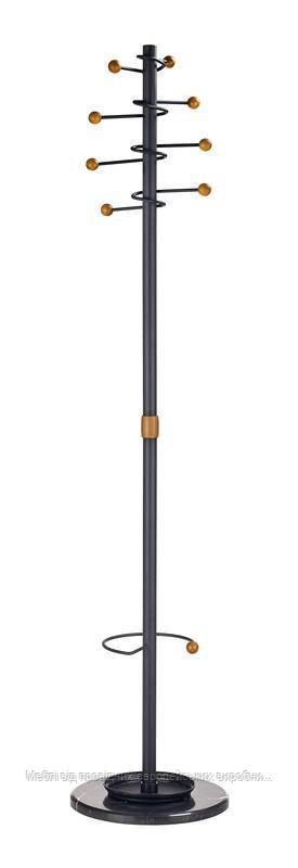 Вешалка W-48 (черный) (Halmar)
