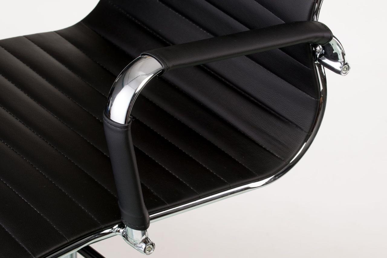 Кресло офисное Solano artlеathеr black Special4You, фото 8