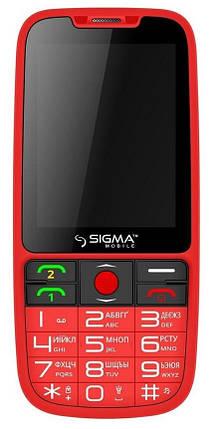 Телефон Sigma Comfort 50 Elegance 3 Гарантия 12 месяцев, фото 2