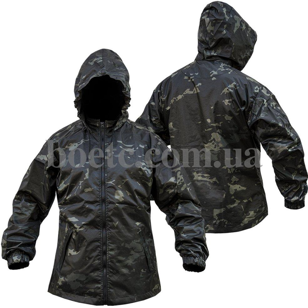 "Ветровка ""AIR"" MULTICAM BLACK"