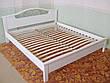 """Ліжко півтораспальне з дерева """"Фантазія - 2"""" від виробника, фото 2"""