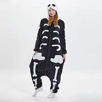 Пижама Кигуруми Скелет — Купить Недорого у Проверенных Продавцов на ... dbccc63f577ca