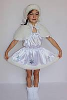 Карнавальний костюм Сніжинка №2, фото 1