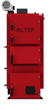 Твердотопливный котел длительного горения Альтеп Duo Plus 31 кВт