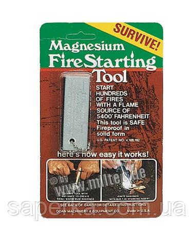 "Огниво магниевое ""MAGNESIUMSTARTER"" (магнезия), фото 2"
