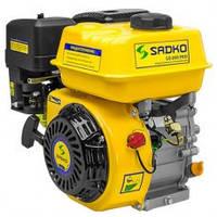 Двигатель бензиновый Sadko GE-200PRO с масл. фильтром Бесплатная доставка по Украине