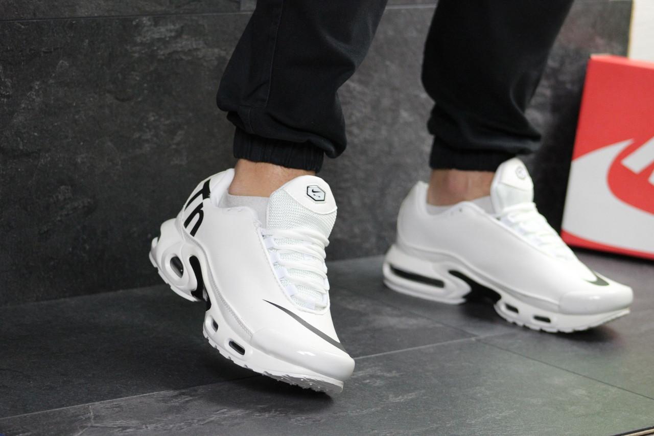 06380539 Мужские Кроссовки Белые с Черным Nike Air Max TN 7268 — в Категории ...