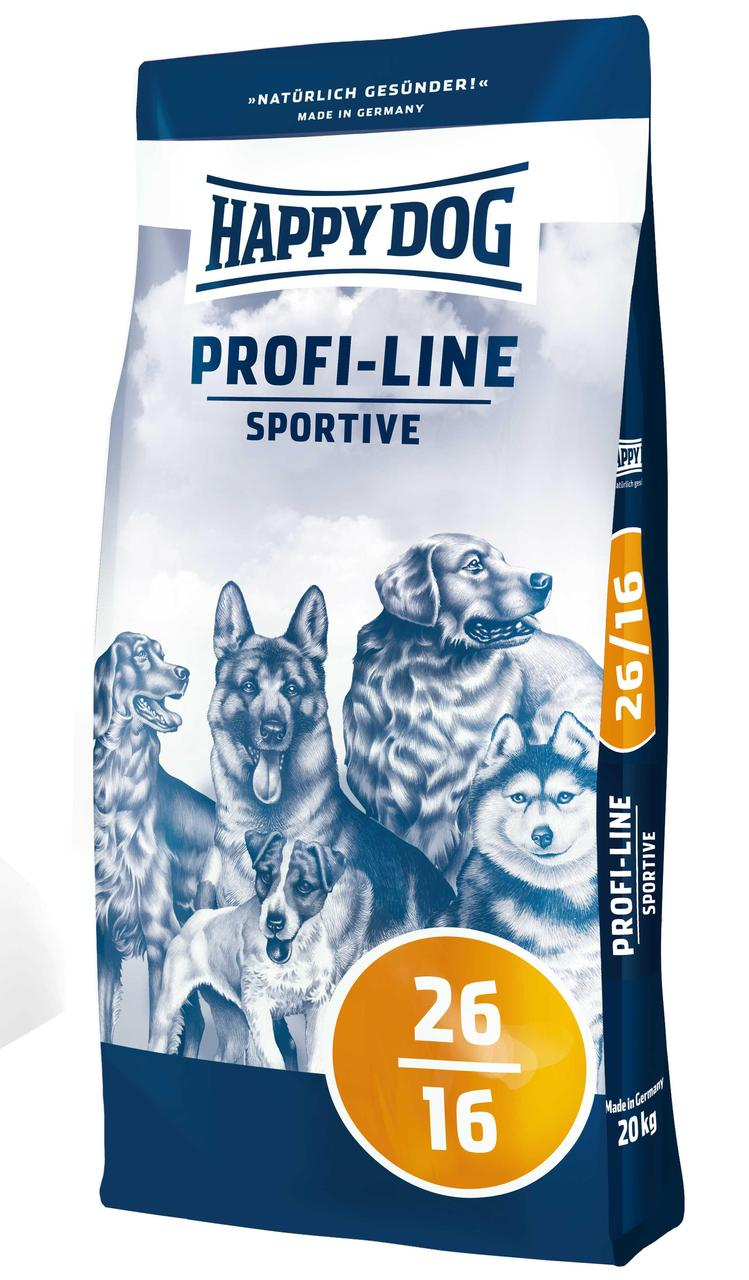 Happy Dog Profi-Line Sportive 20 кг - сухий корм для дорослих собак