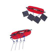 Разборной комплект оборудования для игры в пляжный волейбол, фото 3