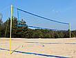 Разборной комплект оборудования для игры в пляжный волейбол, фото 4