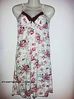 Женская ночная рубашка-бамбуковая
