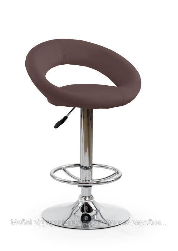 Барный стул H-15 (коричневый) (Halmar)
