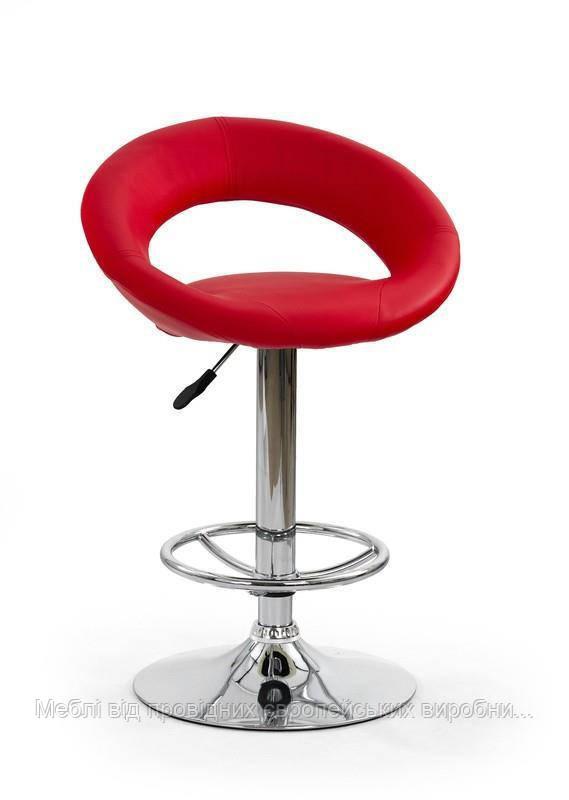 Барный стул H-15 (красный) (Halmar)