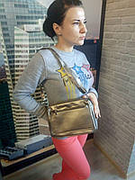Сумка женская маленькая серебро, сумка женская два отделения, женский клатч
