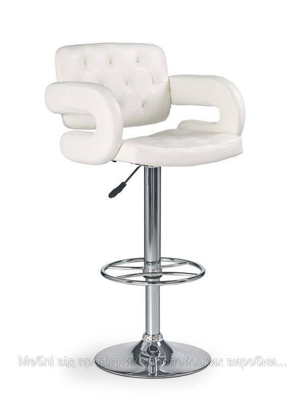 Барный стул H-37 (белый) (Halmar)