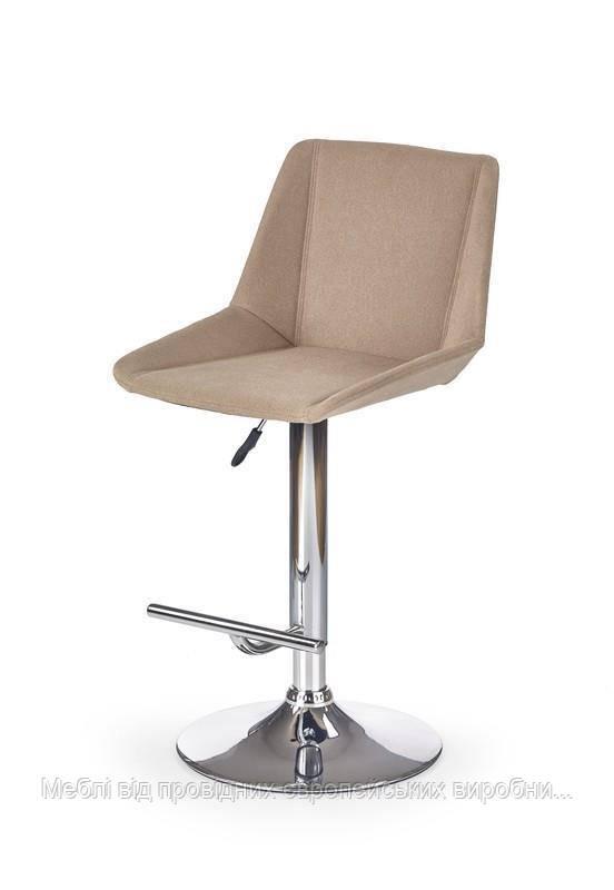 Барный стул H-66 (бежевый) (Halmar)