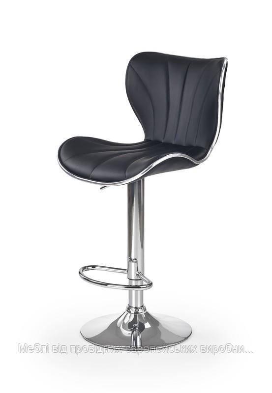 Барный стул H-69 (черный) (Halmar)