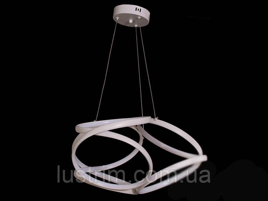 Современная светодиодная люстра, 80W