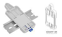 Крепление на дин-рейку для wi-fi устройств Sonoff DR DIN Rail Tray
