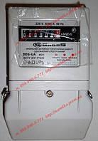 Счётчик электрической энергии однофазный электронный DDS-UA