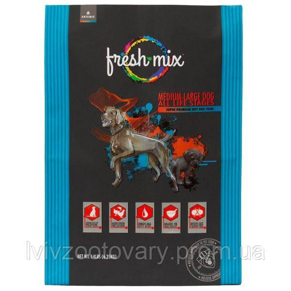 ARTEMIS Probiotic Fresh Mix Large Breed ALS 12,7 кг