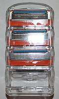 Gillette Fusion Power (джиллет фьюжн павер) 3 штуки без упаковки оригинал