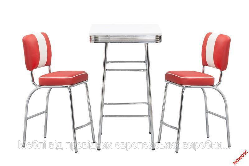 Стол барный SB-11 (белый) (Halmar)