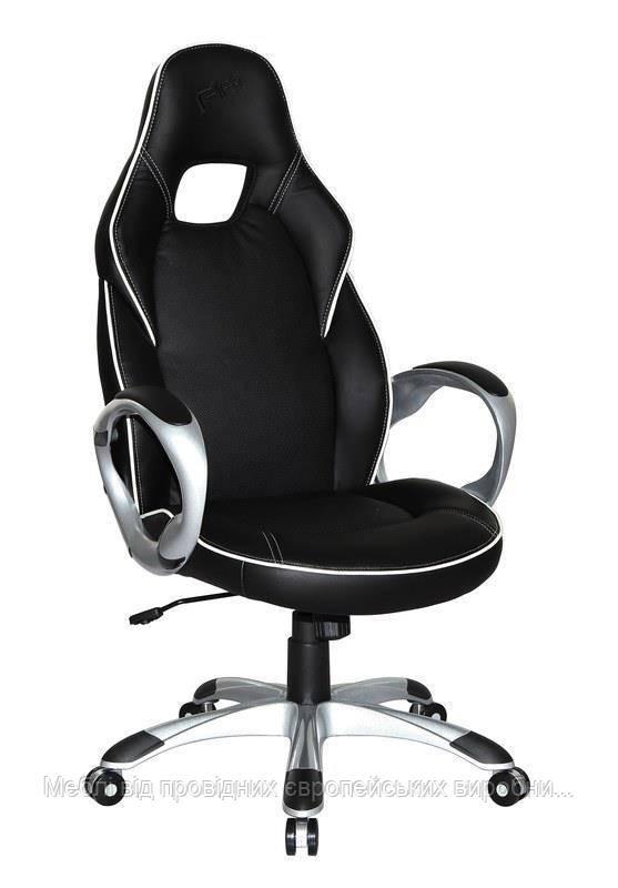 Компьютерное кресло DELUXE (черный) (Halmar)