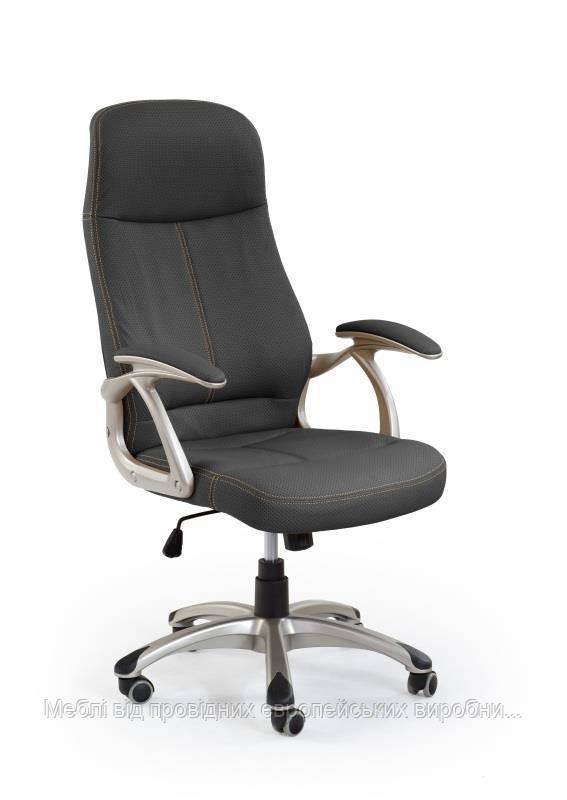 Компьютерное кресло EDISON (черный) (Halmar)