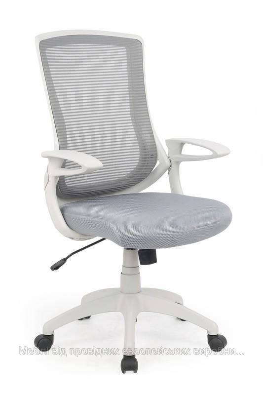 Компьютерное кресло IGOR (светло-серый) (Halmar)