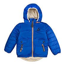 Куртка демисезонная для мальчиков (двухсторонняя)