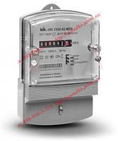 Счетчик электроэнергии однофазный электронный НІК 2102-02  1Ф 5-60А
