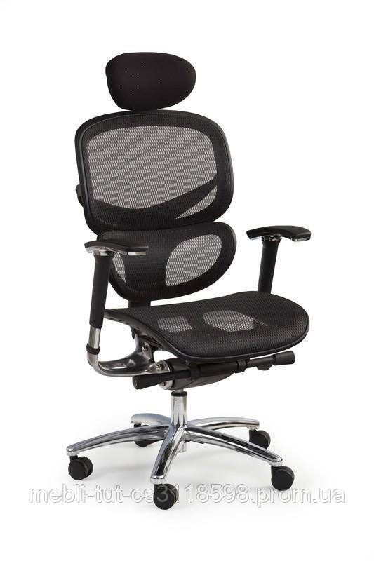 Компьютерное кресло PRESIDENT (черный) (Halmar)