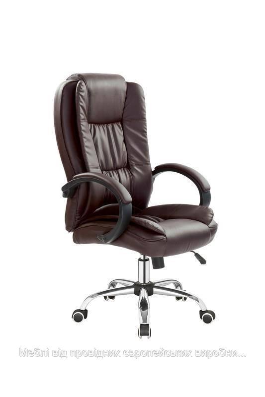 Компьютерное кресло RELAX (коричневый) (Halmar)