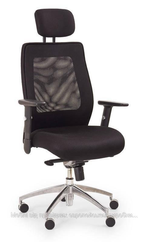 Компьютерное кресло VICTOR (черный) (Halmar)
