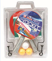 Ракетки для настольного тенниса с сеткой W1373RK