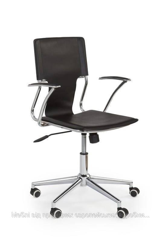 Компьютерное кресло DERBY (черный) (Halmar)