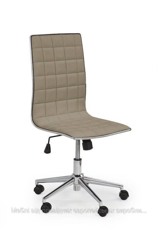 Компьютерное кресло TIROL (бежевый) (Halmar)