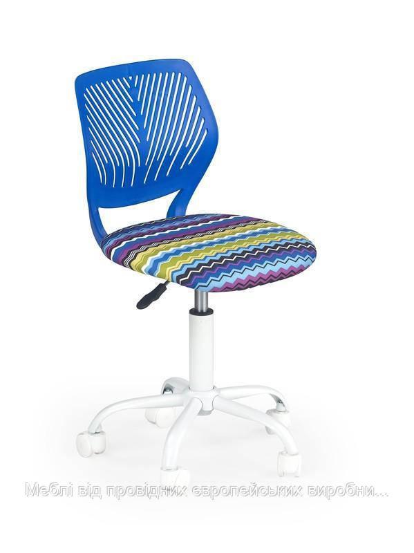 Компьютерное кресло BALI (синий) (Halmar)