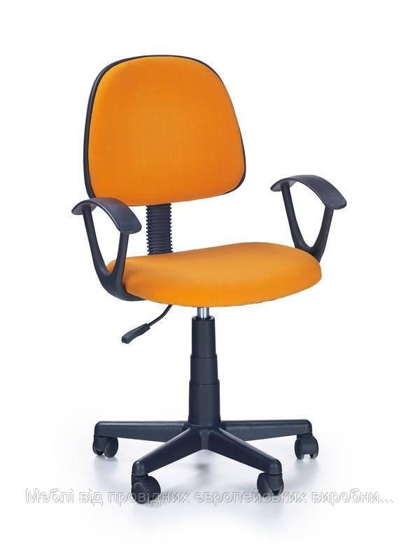 Компьютерное кресло DARIAN BIS (оранжевый) (Halmar)