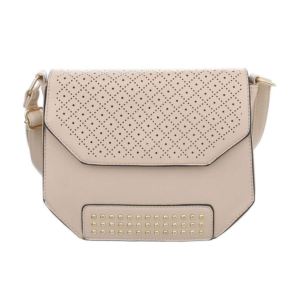 f8196562325f Женская сумка через плечо-персиковый - ТА-502-3-персиковый купить ...