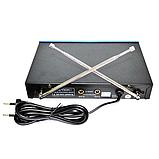 Радиосистема Behringer WM-501R с гарнитурой база + 2 радиомикрофона Беринжер, фото 2